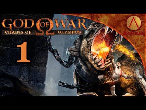 Прохождение God of War 3 Remastered (God of War III Обновленная версия) [60 FPS] — Босс: Посейдон
