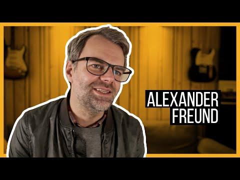 Interview with a Hit Songwriter | Alexander Freund