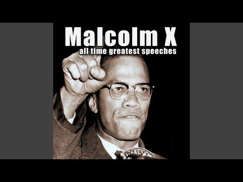 Mhenga Malcolm X: Speech to Militant Labor Forum [1965]