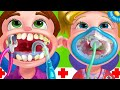 Fun Baby Care Doctor Kids Games - Play Dentist Mania: Doctor X Clinic Game For Children | Kids Games