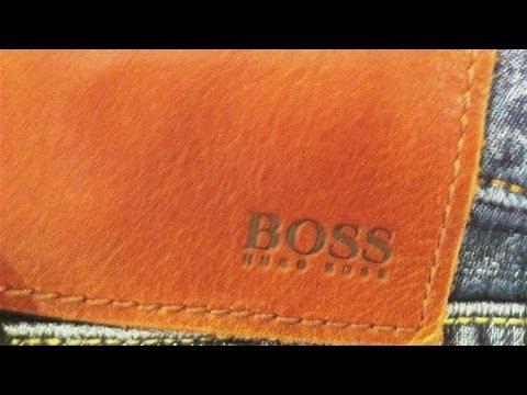 How To Identify Fake Hugo Boss Clothing