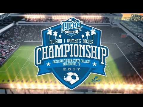 NJCAA Division I Women's Soccer Semifinals - Eastern Florida State College vs. Tyler Junior College