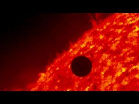 Venus Transit 2012: Incredible Images Caught On NASA Satellite