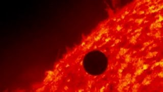 Venus Transit 2012: Incredible Images Caught On Nasa Satellite