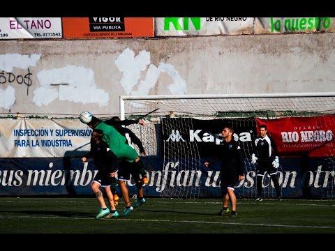 Cipolletti 5 - 1 25 de Mayo (La Pampa): gol de la visita