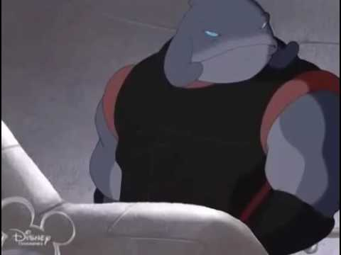 Gantu Gets Won Over by Mr Stenchy