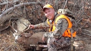 609 Yard Kill- Long Range Deer Hunt 2012