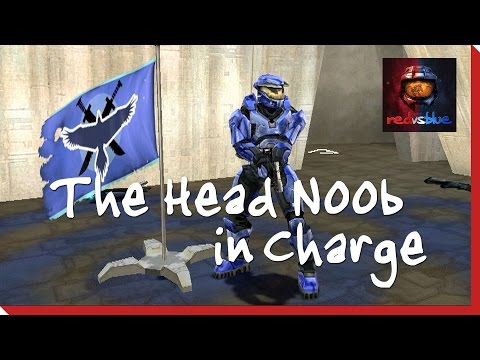 Season 1, Episode 4 - Head Noob in Charge | Red vs. Blue
