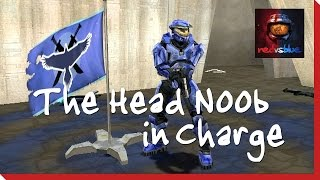 Head Noob in Charge - Episode 4 - Red vs. Blue Season 1