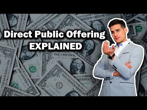 Direct Public Offering (DPO) Explained   What Is A DPO or Direct Listing?