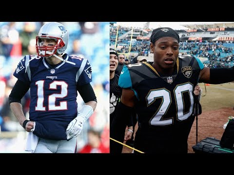 Download Youtube: Jalen Ramsey CONFRONTS Tom Brady prior to AFC Championship Game