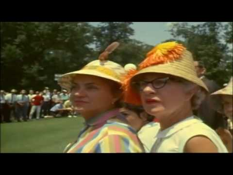 1965 Shell Golf: Ben Hogan vs Sam Snead