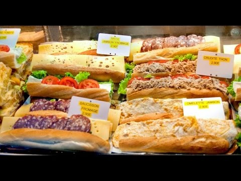 [Street Food Around The World] Vienna Full 2015