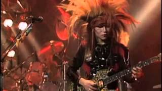 X Japan - Kurenai Live 1989 (Blue Blood Tour - 爆発寸前GIG)