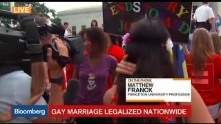 Gay Marriage Ruling Our Generation's Roe vs Wade: Franck
