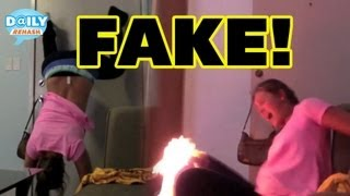 Jimmy Kimmel Fools Internet with Twerking Gone Wrong Girl on Fire | DAILY REHASH | Ora TV