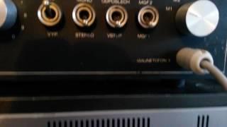 Rhytm & blues - Tesla SM260 & Transiwatt 140 Studio