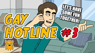 Gay Hotline Prank Compilation #3 - Ownage Pranks