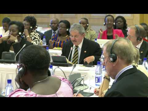 First meeting of UNAIDS and Lancet Commission