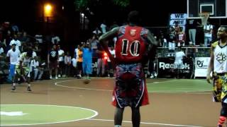 fat joe remy ma and papoose shuts down rucker park nyc remy performs all the way up live