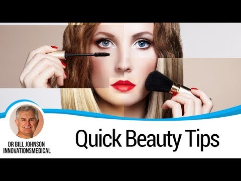 How To Look As Young As You Feel - Quick Beauty Tips