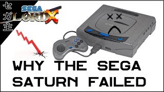 Why the Sega Saturn Failed