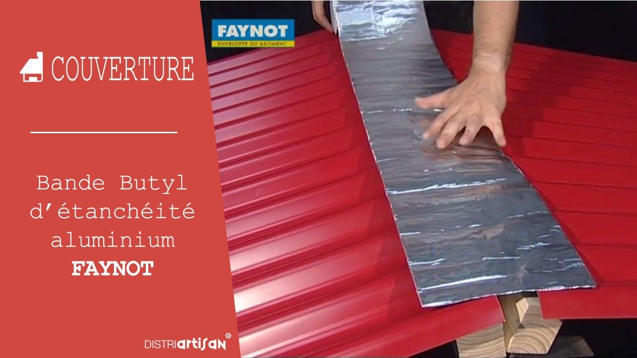 Bande Aluminium Butyl Pour étanchéité Des Surfaces