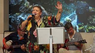 Klezmasters и Лариса Стерник с концертом: «Музыкальное путешествие по 20-30-м годам» (2018-08-01)