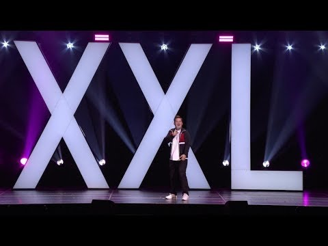 Chris Tall im Fitnesswahn - 1LIVE Köln Comedy Nacht-XXL 2018