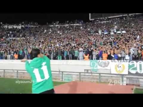 جمهور الرجاء البيضاوي في جو احتفالي فريد من نوعه thumbnail