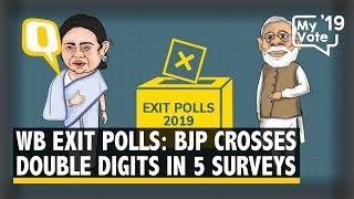 west-bengal-exit-polls-bjp-crosses-double-digits-in-5-surveys-the-quint