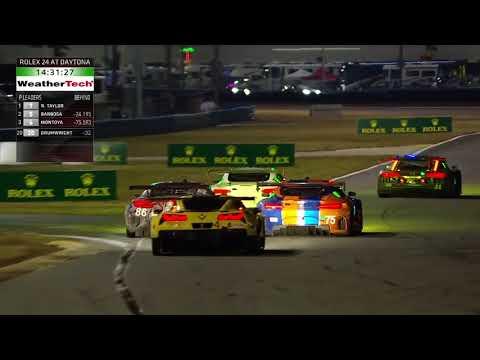 2018 Rolex 24 At Daytona Part 3