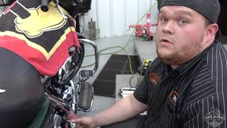 Step by Step Walk Through of Harley-Davidson Recall 0173