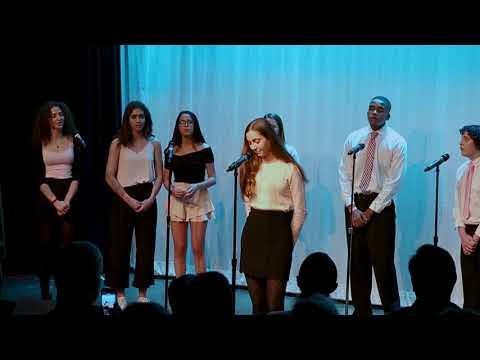 "The Dalton School, NYC - Sweet N Low 2018- ""Landslide"" Grace Abrahams '20"