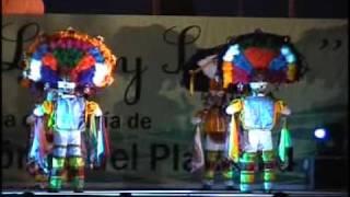 Oaxaca: Danza de la Pluma. Santiago Apostol