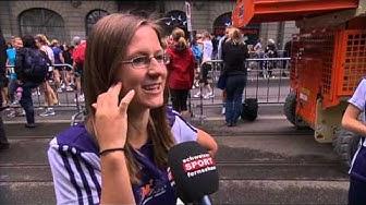 Schweizer Frauenlauf Bern 2011