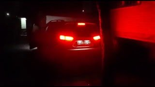 Светодиодные модули в фонарях Outlander XL(Установленные светодиодные модули с равномерным свечением в обманках Mitsubishi Outlander XL., 2016-02-07T17:54:07.000Z)