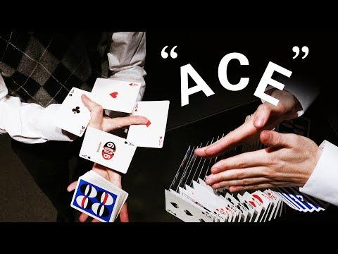 """ACE"" - Sleight of Hand by Noel Heath"