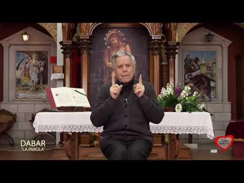 """Dabar """"la parola"""" 4a domenica di Quaresima - ANNO B -"""