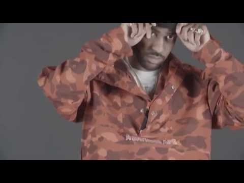 A BATHING APE® 2016 A/W COLLECTION featuring BIG SEAN