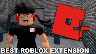 THIS ROBLOX EXTENSION IS BETTER THAN ROBLOX+ (Roblox)