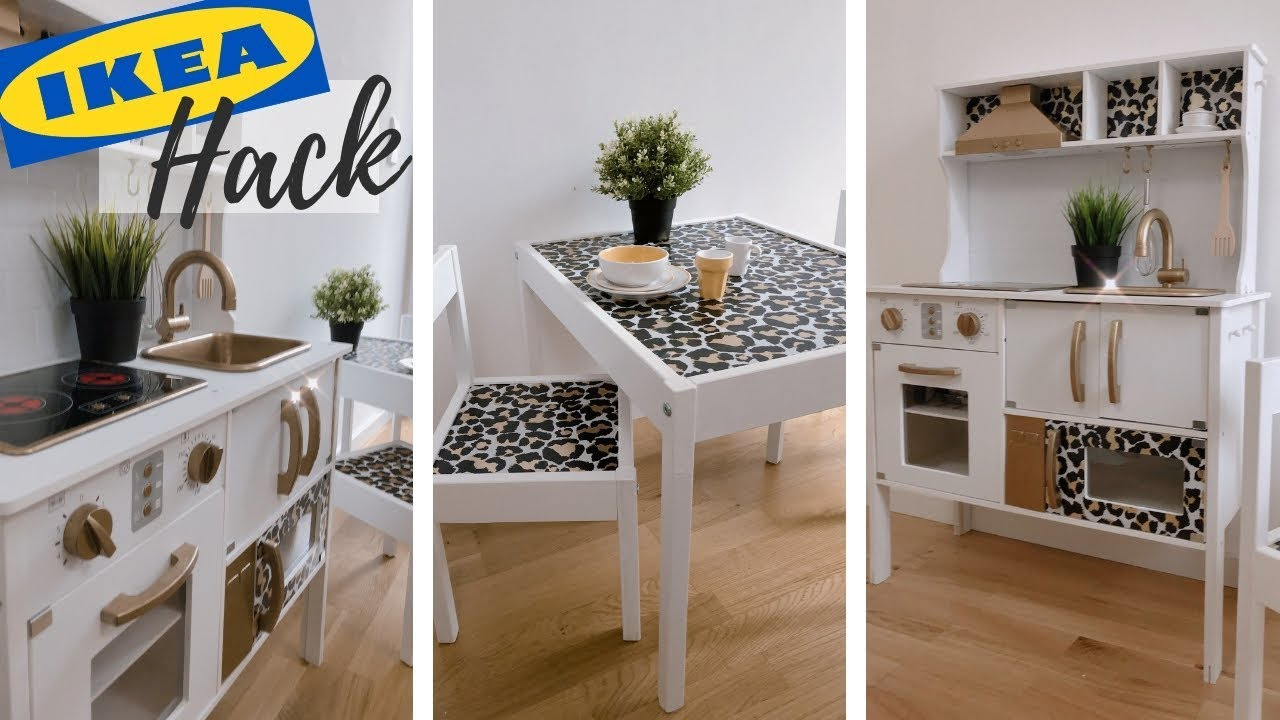 IKEA HACK LÄTT KINDERKÜCHE DIY ÄHNLICH DUKTIG