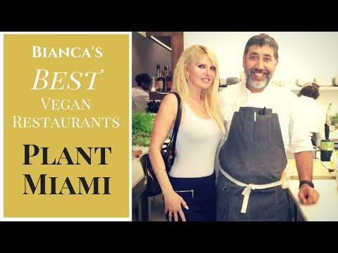 Bianca's Best Vegan Restaurants - Plant Miami
