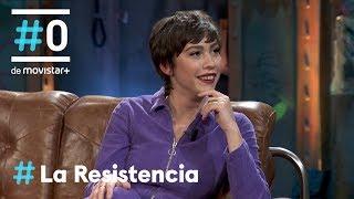 LA RESISTENCIA - Entrevista a Greta Fernández   #LaResistencia 27.11.2019