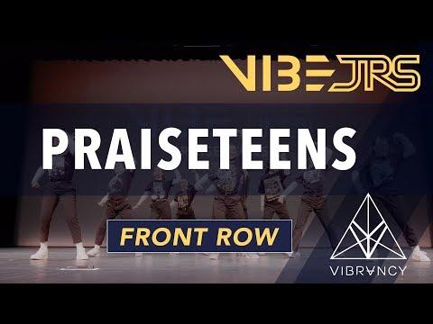 PraiseTEENS   Vibe Jrs 2020 [@VIBRVNCY Front Row 4K]