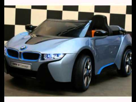 kinderauto kinder elektroauto bmw original bmw i8 lizenziert super auto youtube. Black Bedroom Furniture Sets. Home Design Ideas