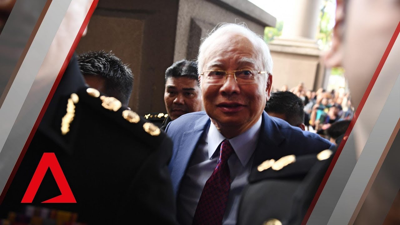 Former Malaysian PM Najib Razak charged: All you need to know