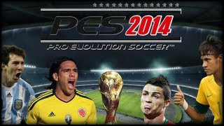 Game | Pro Evolution Soccer 2014 Behind The Scenes Trailer XBOX360 PS3 | Pro Evolution Soccer 2014 Behind The Scenes Trailer XBOX360 PS3