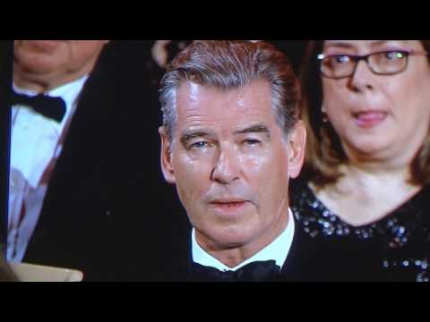 EFA 2016: Pierce Brosnan - Prix Screen International