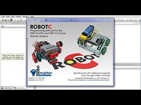 Introduction to Programming VEX Robotics in RobotC